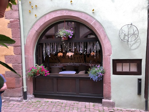 Le Caveau du Restaurant La Grappe d'Or